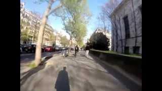 PARIS CRUISING