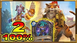 Hearthstone: 100% Winrate Against Shamans Part 2 | Meta Breaker Deck |Shirvallah OTK With Shirvallah