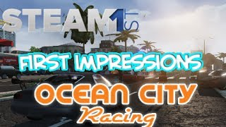 Ocean City Racing First Impressions - Steam