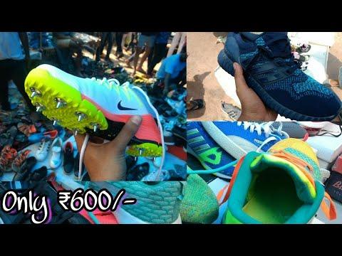 JOOTA MARKET/Chor Bazaar | Branded Footwear in Cheap Price | DELHI | Tushar 51NGH