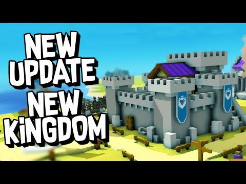 NEW UPDATE, NEW KINGDOM! - Kingdoms and Castles Gameplay (NEW UPDATE)