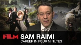 Sam Raimi: Career In Four Minutes