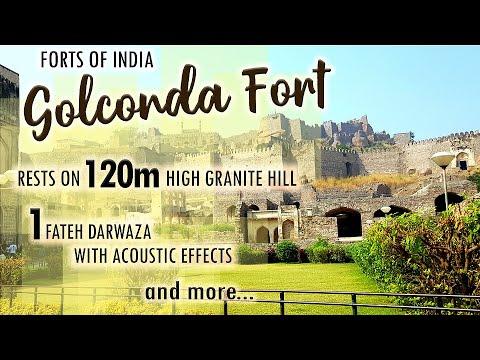 Forts Of India - Golconda - Ep # 3
