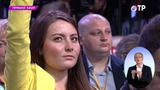 Вопрос Путину про дальнобойщиков, платные дороги и парковки