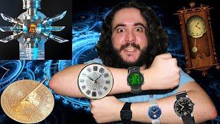 Relógios Atômicos e História do Tempo | Primata Falante
