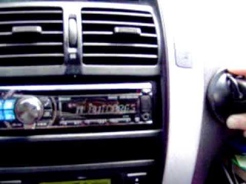 alpine cde 103bt avec iphone kit-main-libre et musique par autoprestige-tuning