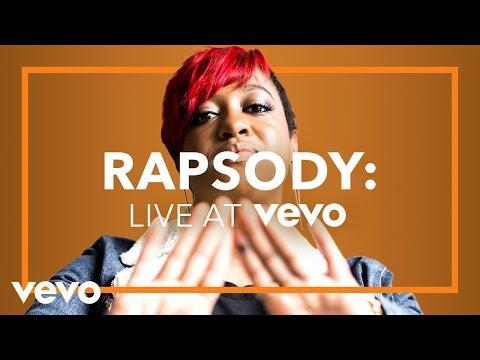 Rapsody - Laila's Wisdom (Live at Vevo)