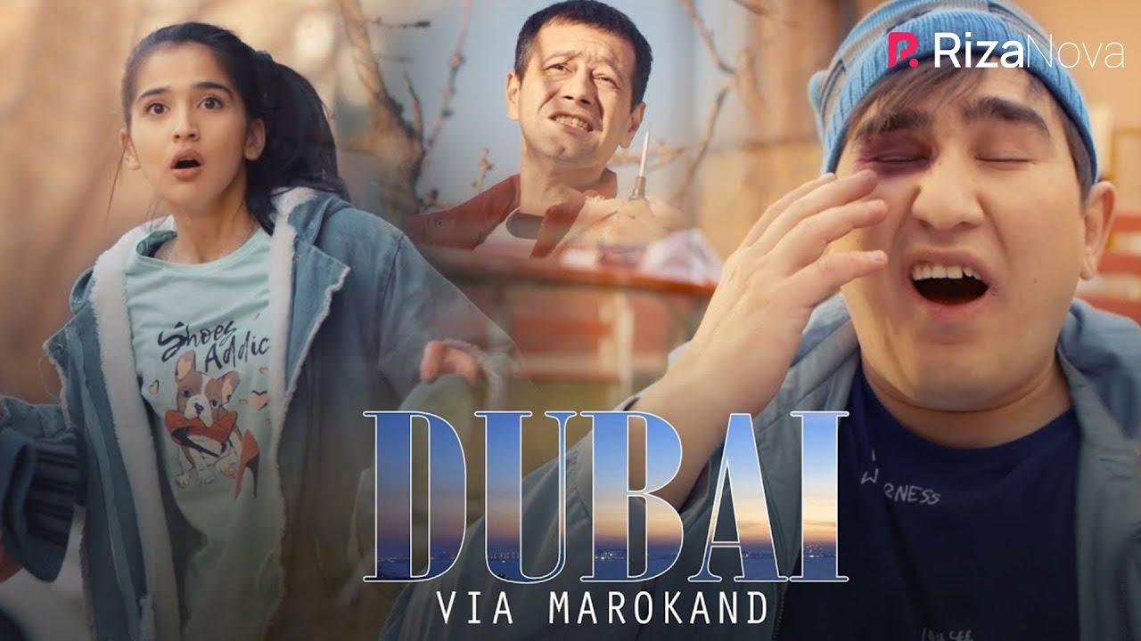 VIA Marokand - Dubai | ВИА Мароканд - Дубай #UydaQoling