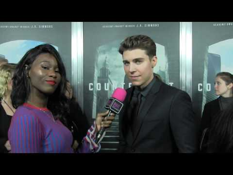 Naolan Gerard Funk wants to know if he has a Doppelgänger | Counterpart Screening