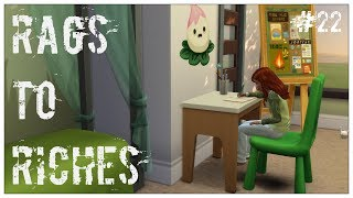 The Sims 4: Rags to Righes | Get Famous | Saját hobbik #22