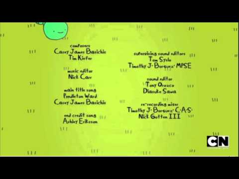 Adventure Time - Jermaine - Booboo Sousa (End Credits Song)