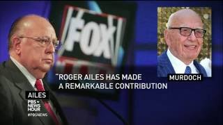 The long rise and very quick fall of Fox News boss Roger Ailes
