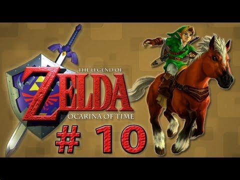 """Guia Zelda - Ocarina of Time - # 10 """"Traje Rojo"""" (Guía al 100% en la Caja de Comentarios)"""