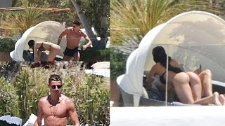 Cristiano Ronaldo And Georgina Rodriguez 2017 ★HOT & LOVELY★23 Years Old★