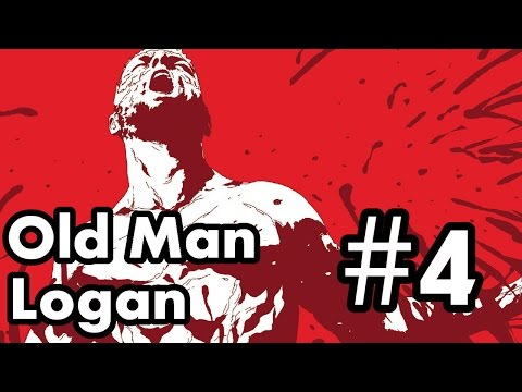 Old Man Logan #4 Recap/Review – Left for Dead