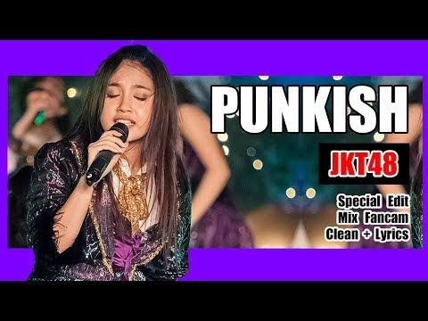 [Clean + Lirik] JKT48 - Punkish @ Team J
