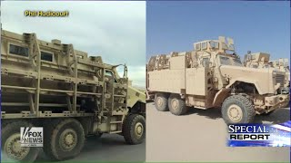 """RPG magnet"": Obama gives Kurdish allies vehicles with no side armor (""suicide mission"")"