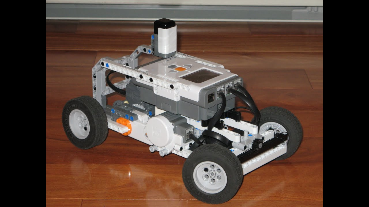 Terminal Velocity, the Fastest MINDSTORMS Car ...