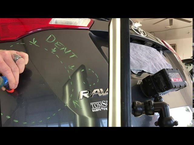 Paintless Dent Repair (PDR) - Nampa, Idaho