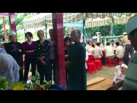 Đám tang Nội - Gò Công Tây