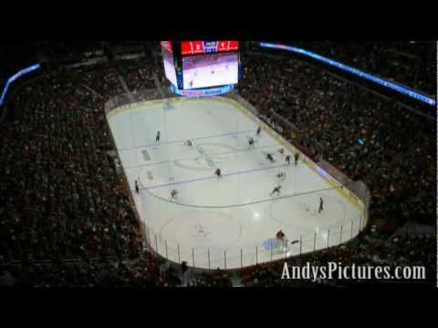 HD Time Lapse: Hockey to Basketball (Verizon Center - Washington, DC)
