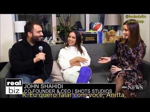 Entrevista Anitta para ABC News legendada