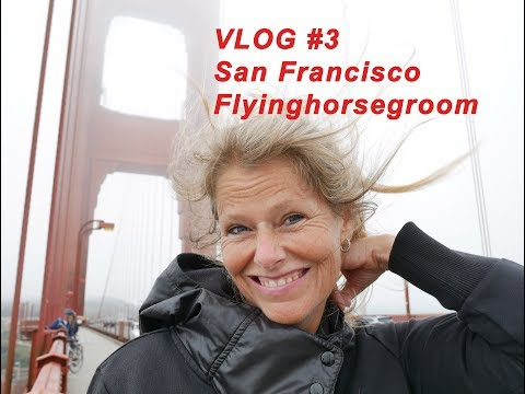 Trip to  LA and San Francisco Vlog #3 - Flyinghorsegroom