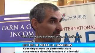 LECTIE DE VIATA LA DANUBIUS