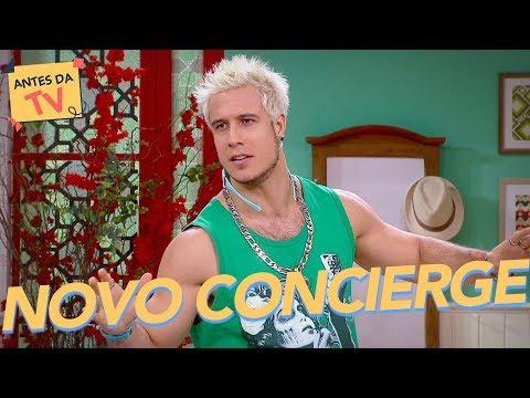 Novo concierge – Máicol + Dona Jô + Ferdinando + Jéssica – Vai Que Cola – Humor Multishow