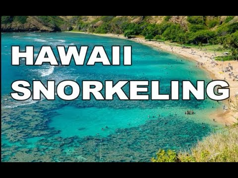 Hanauma Bay Snorkeling Adventure, Honolulu, Hawaii