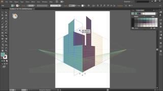 Illustrator Dersleri 05 - Biraz Perspektif