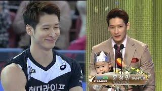 문성민(Moon Sung Min) 16-17  챔프 하이라이트