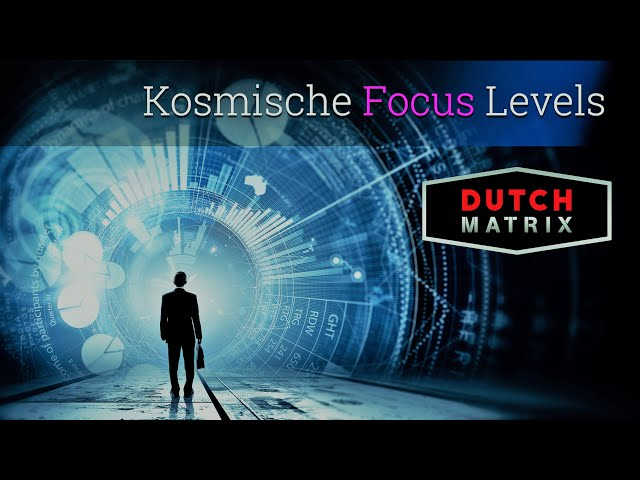 Kosmische Focus Levels met Rolf Nuyts