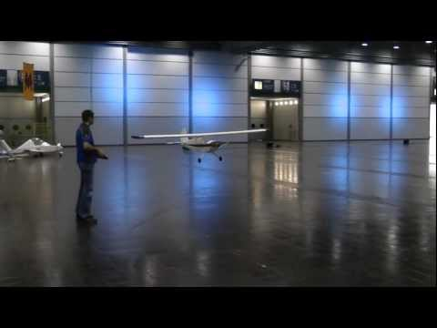 modell-hobby-spiel 2011 - Piper PA-18 in Action