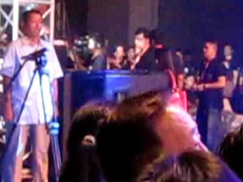 Charice Concert, I have Nothing If I Don't Have You, Roilo Golez video 27 June 2009