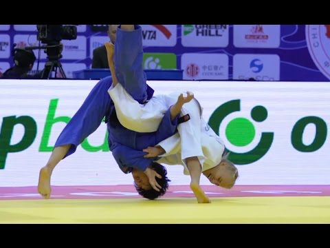 Judo For The World - Magazine Qingdao Grand Prix 2016