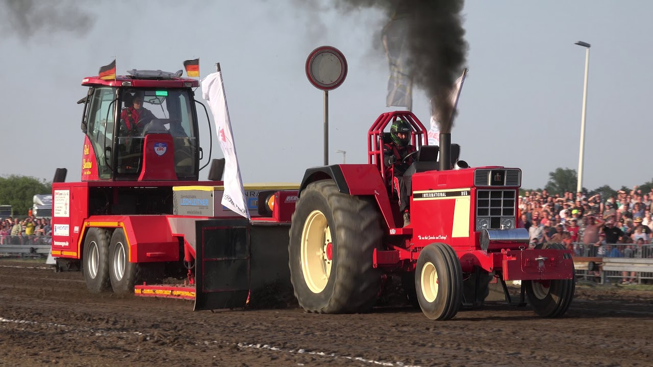 Super Sport 36t Farm Pulling Edewecht 2018 By Mrjo Youtube