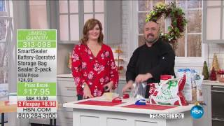 HSN  Holiday Cooking featuring Char-Broil 12.05.2016 - 03 PM