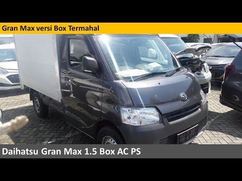 Daihatsu Gran Max 1.5 Box AC PS review - Indonesia