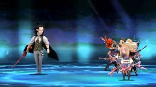 3DS Bravely Default - Lord Lester The Vampire (No Damage)