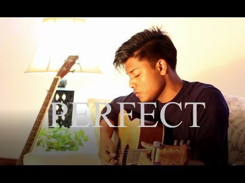 Ed Sheeran - Perfect (Cover by Tazrian Rushat)