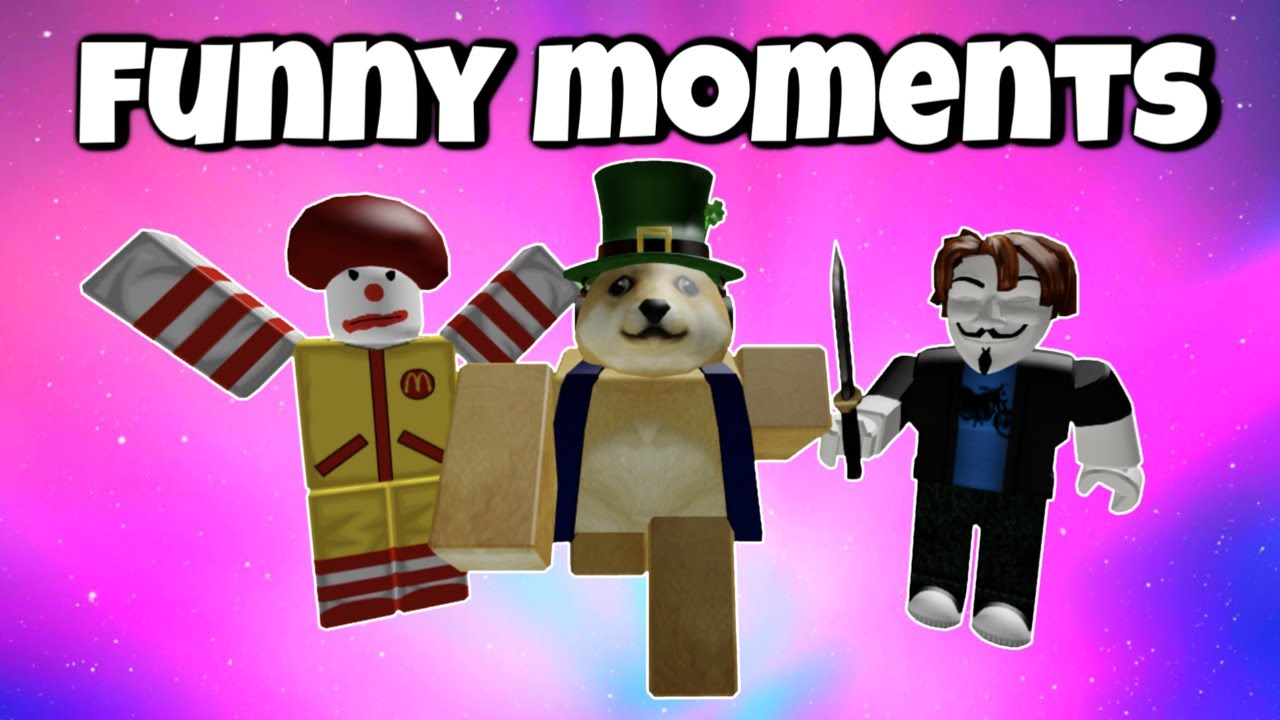ROBLOX ANIMATION FUNNY MOMENTS