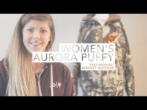 Aurora Puffy Testimonial