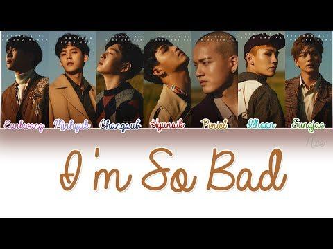 BTOB (비투비) - 새빨간 거짓말 (I'M SO BAD) Lyrics (Color Coded/ENG/ROM/HAN)