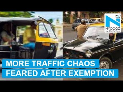 Exemption of commercial driving license will increase traffic chaos, parking blues