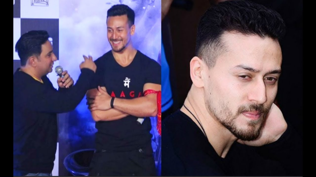 Tiger Shroff Baaghi 2 Hairstyle Story Youtube