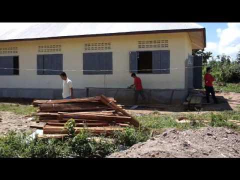 Laos Movie Dorms