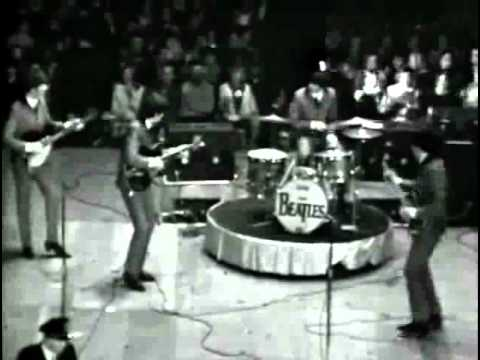 The Beatles - All My Loving - Washington Coliseum 1964