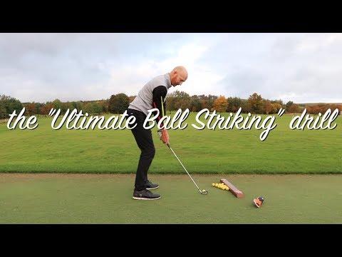 Golf Swing path drill