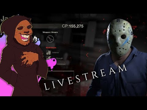 "Doctor Wolfula's ""Friday the 13th"" Livestream! 02/18 Part 1"